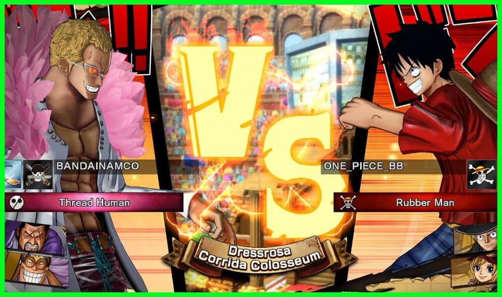 20 minuti di Gameplay di One Piece Burning Blood