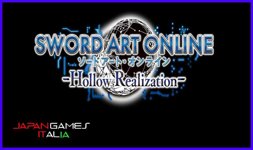 Sword art Online Hollow Realization Trailer